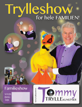 Plakat for Trylleshow
